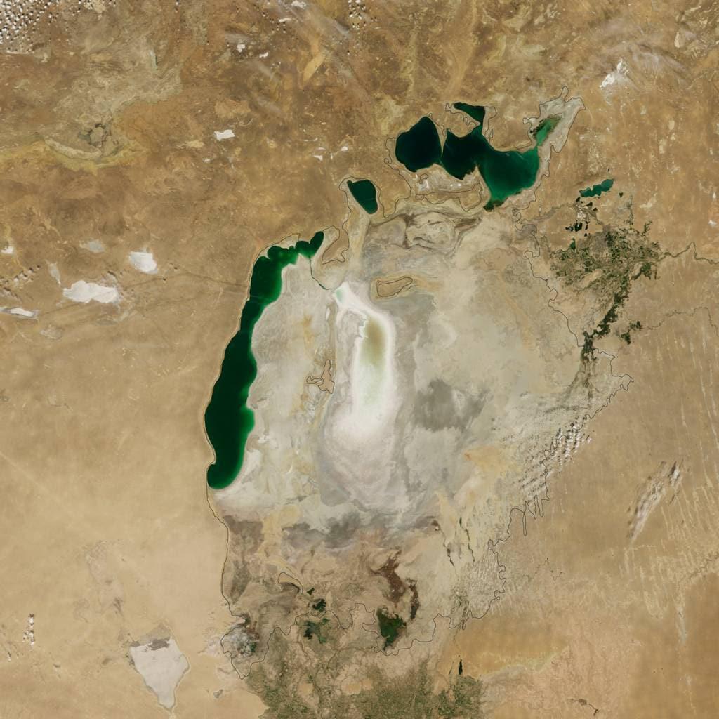 Aralsee Heute