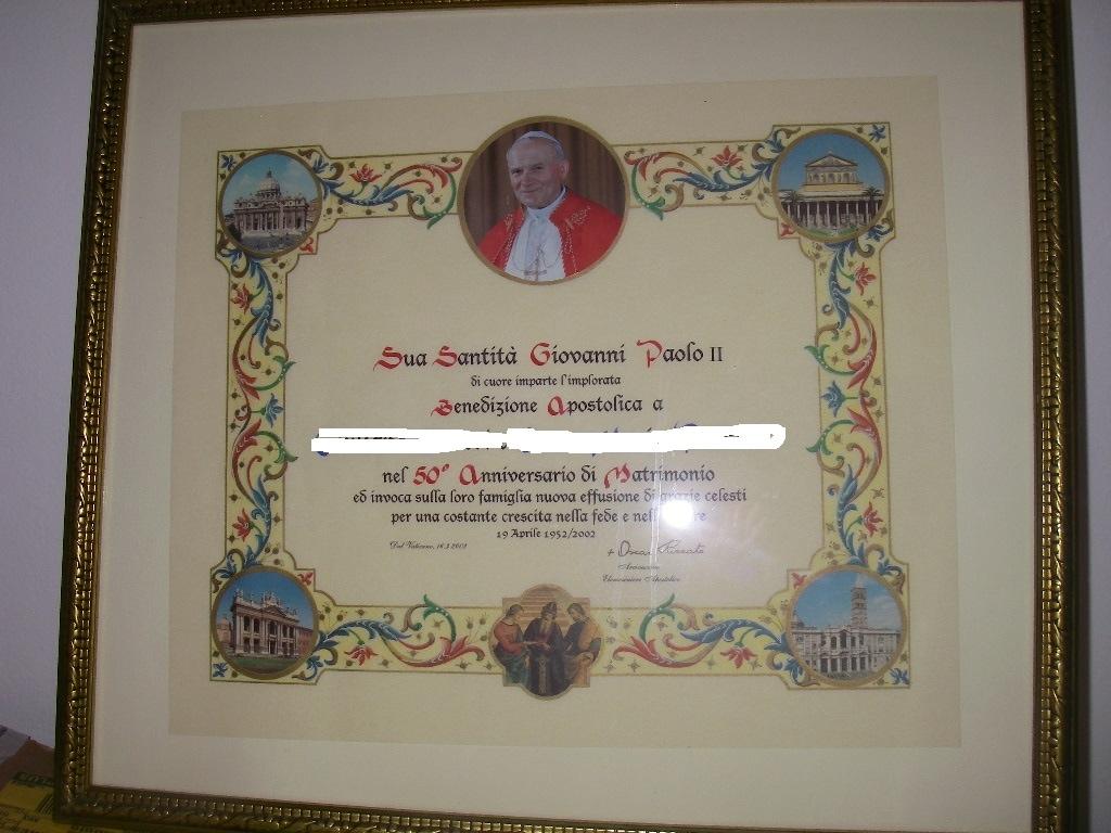 Anniversario Matrimonio Vaticano.Cosi Papa Francesco Ha Trollato Anche I Venditori Di Benedizioni E