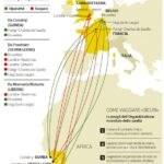 ebola europa collegamenti