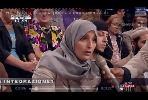 maria giulia sergio fatima video 2