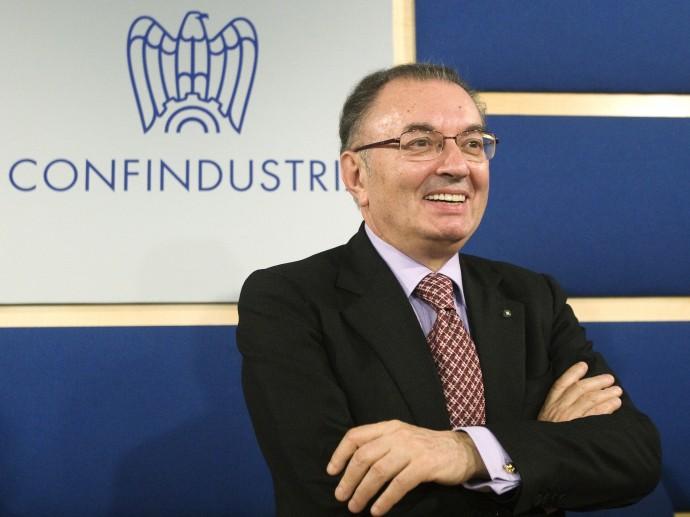 giorgio squinzi uscire dall'euro