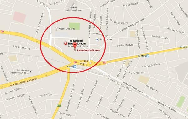 tunisia terroristi museo del bardo museum