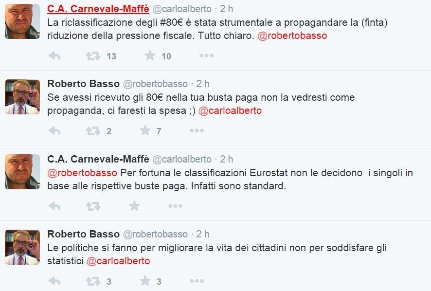 bonus 80 euro pressione fiscale 3