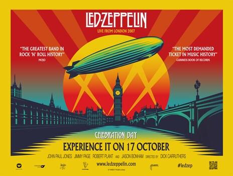 led zeppelin celebration day pd