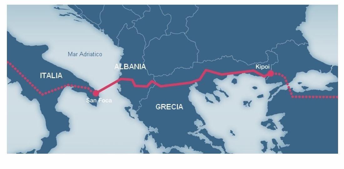 Mappa Xylella Puglia.Il Metanodotto Al Centro Del Nuovo Complotto Dell Epidemia Di Xylella