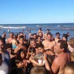 delfino muore selfie argentina - 2