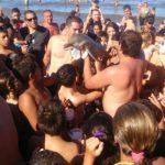 delfino muore selfie argentina - 5