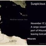 nave sospetta pozzallo windward libia - 1