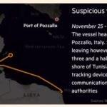 nave sospetta pozzallo windward libia - 3