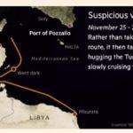 nave sospetta pozzallo windward libia - 4