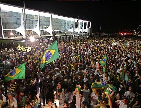 dilma lula arresto nomina ministro proteste Luiz Inácio Lula da Silva