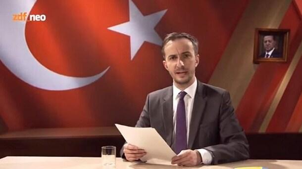 Jan Böhmermann Erdogan