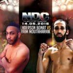 mouthaharrik pugile kickboxing 2