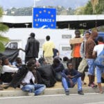 ventimiglia migranti