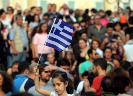 grecia bambini