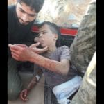 bambino decapitato siria video - 7