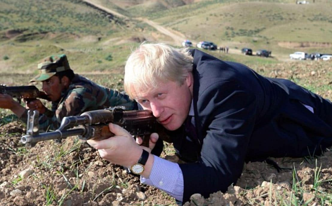 boris johnson ministro esteri uk brexit - 5