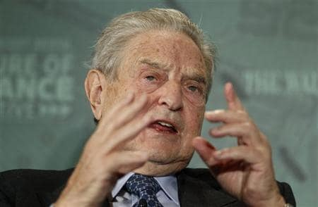 L'intervista di Repubblica a George Soros