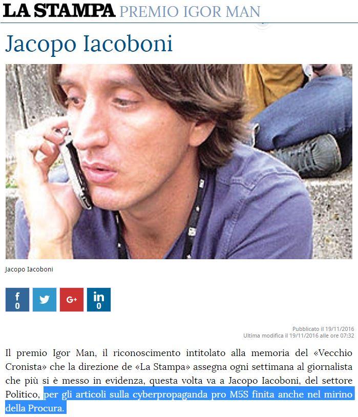 beatrice di maio la stampa-jacopo-iacoboni