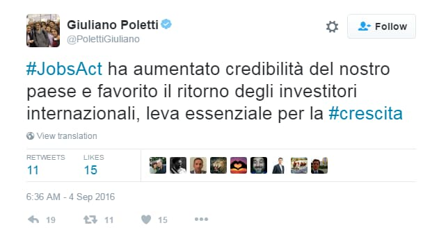 referendum jobs act poletti