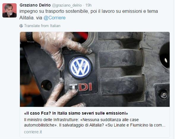dieselgate fca germania fiat italia