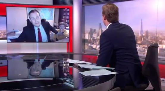 bbc intervista robert kelly bambini - 4