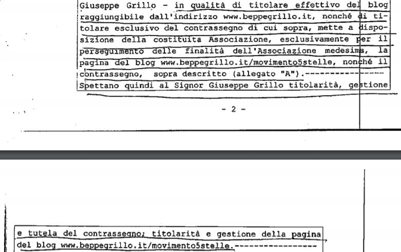 beppe grillo blog 2