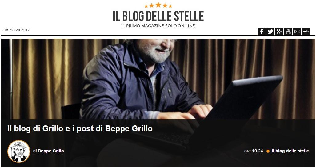 beppe grillo blog di chi è - 4