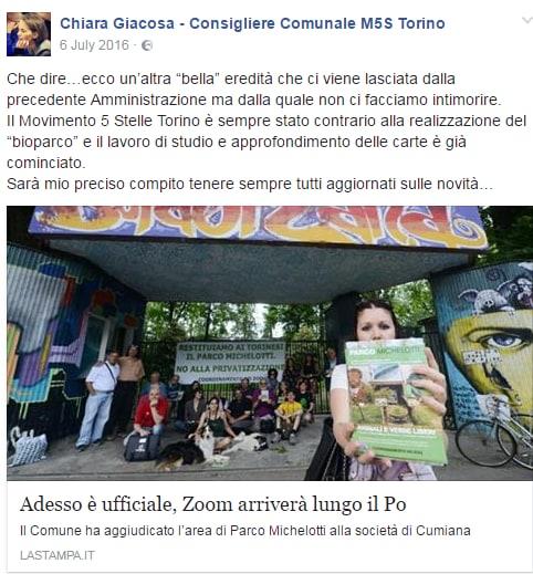 bioparco zoom torino michelotti ambientalisti appendino - 1
