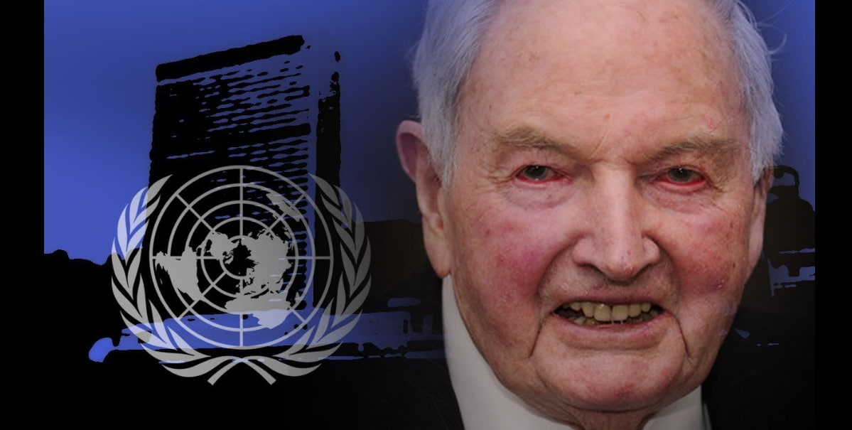 David Rockefeller Herztransplantation