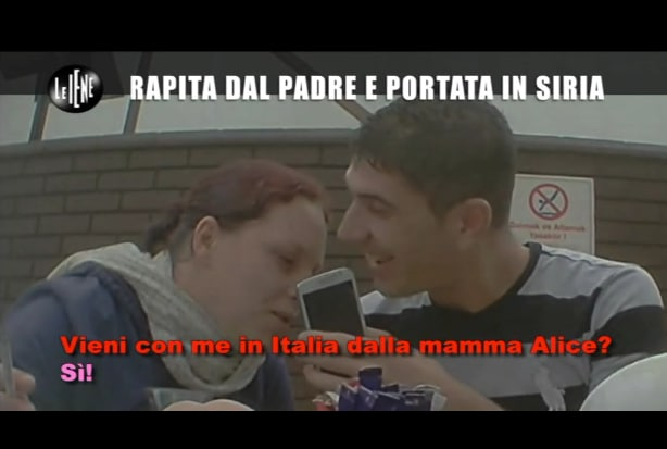 emma houda ritorno italia bambina rapita - 1
