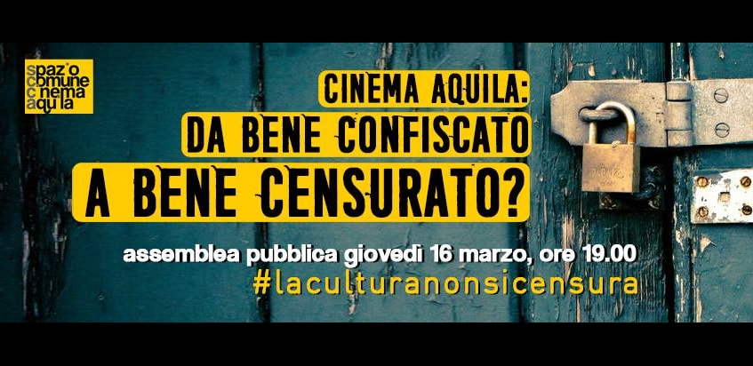 nuovo cinema aquila censura roma - 1