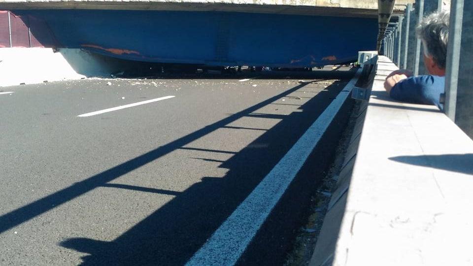 ponte crollato autostrada ancona 2