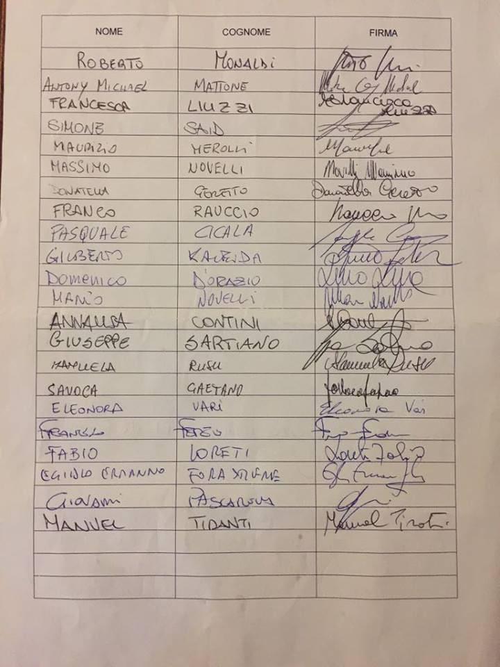III municipio Francesca Burri m5s 1