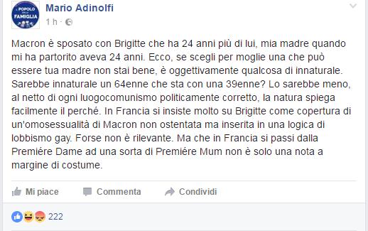 emmanuel macron moglie adinolfi brigitte -1