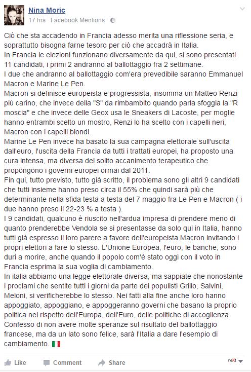 emmanuel macron moglie nina moric brigitte - 2