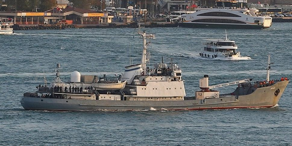 liman nave russa