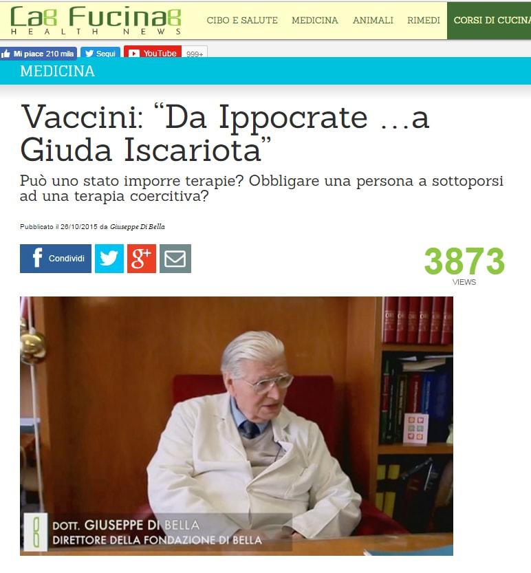 m5s vaccini guido silvestri obbligo - 2