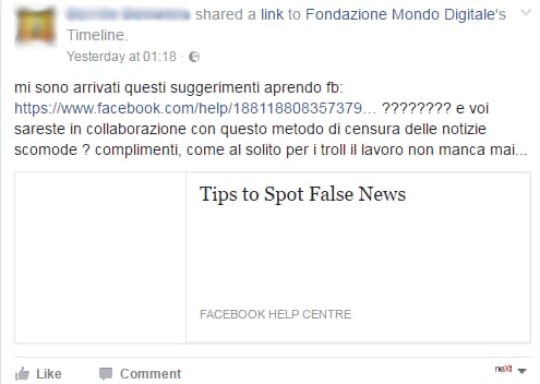 notizie false complotti fake news - 8