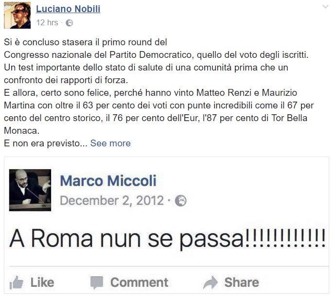 pd roma luciano nobili