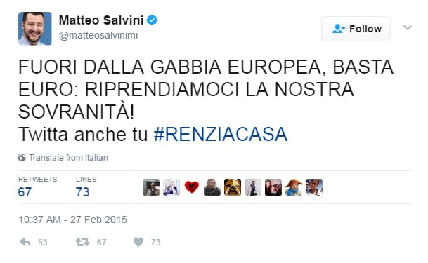 premi nobel euro no euro le pen salvini - 4