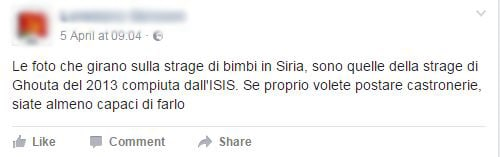 siria fake news complotti - 4