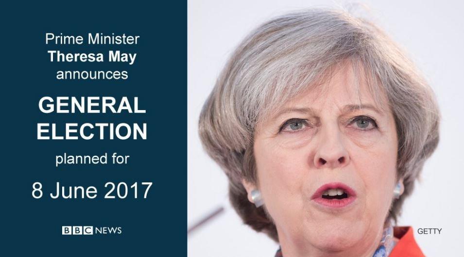 theresa may elezioni giugno 8