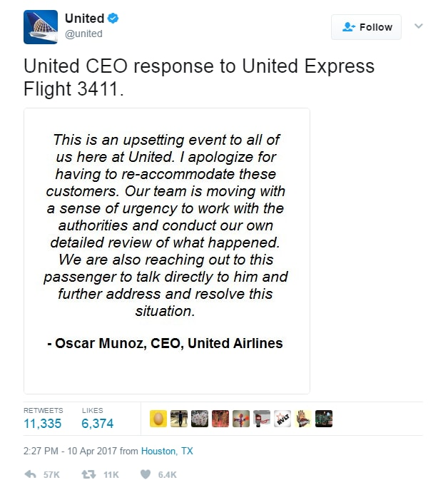 united airlines troll passeggero volo video - 1