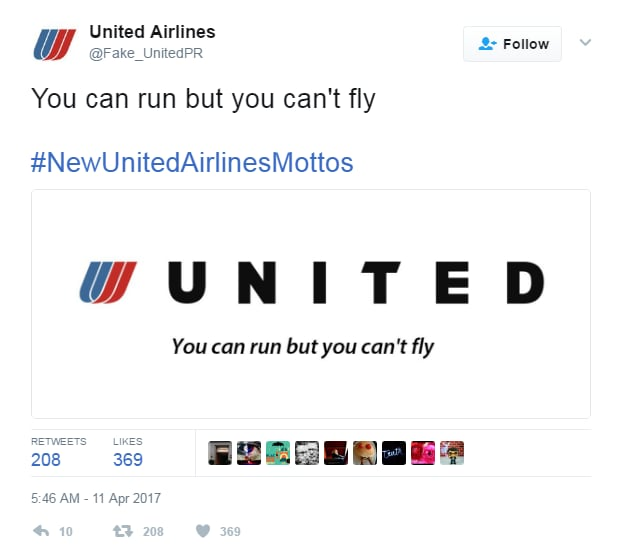 united airlines troll passeggero volo video - 7