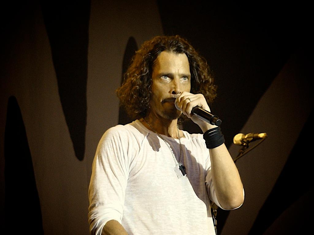 Chris Cornell morto 1