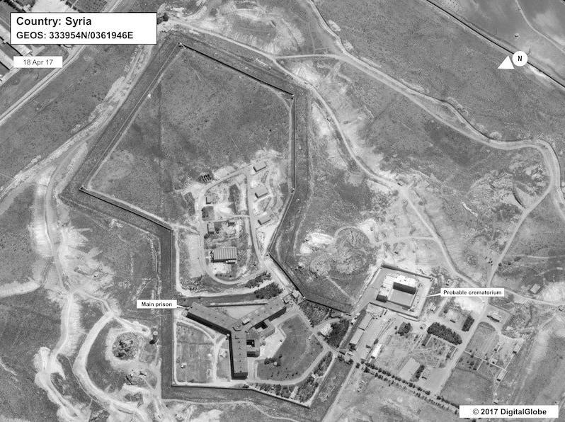 Saydnaya prigione siria USA esecuzioni - 1