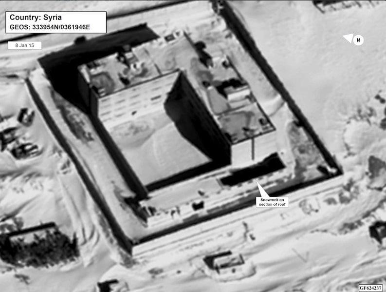 Saydnaya prigione siria USA esecuzioni - 2