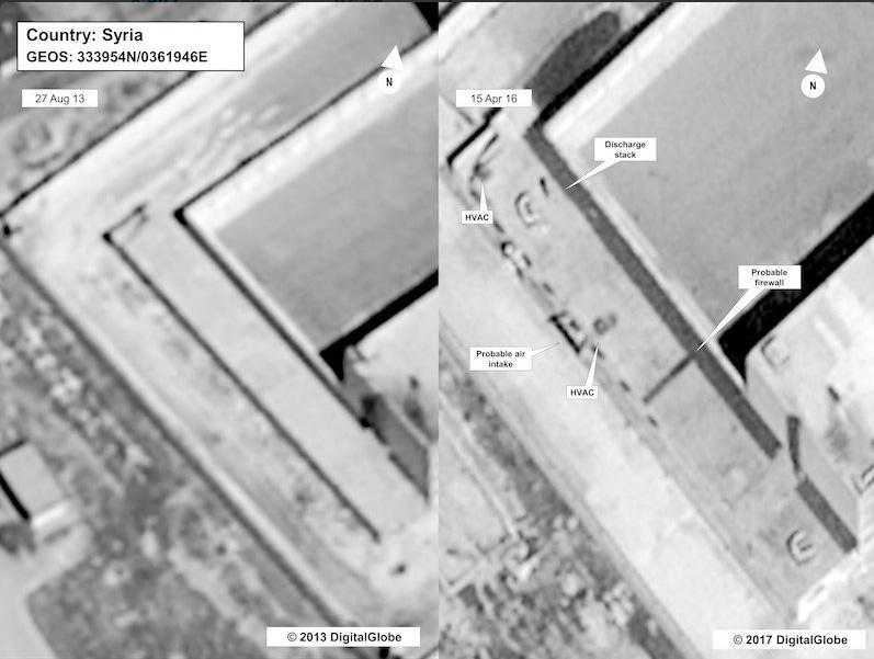 Saydnaya prigione siria USA esecuzioni - 3