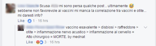 bambino otite morto omeopatia - 7